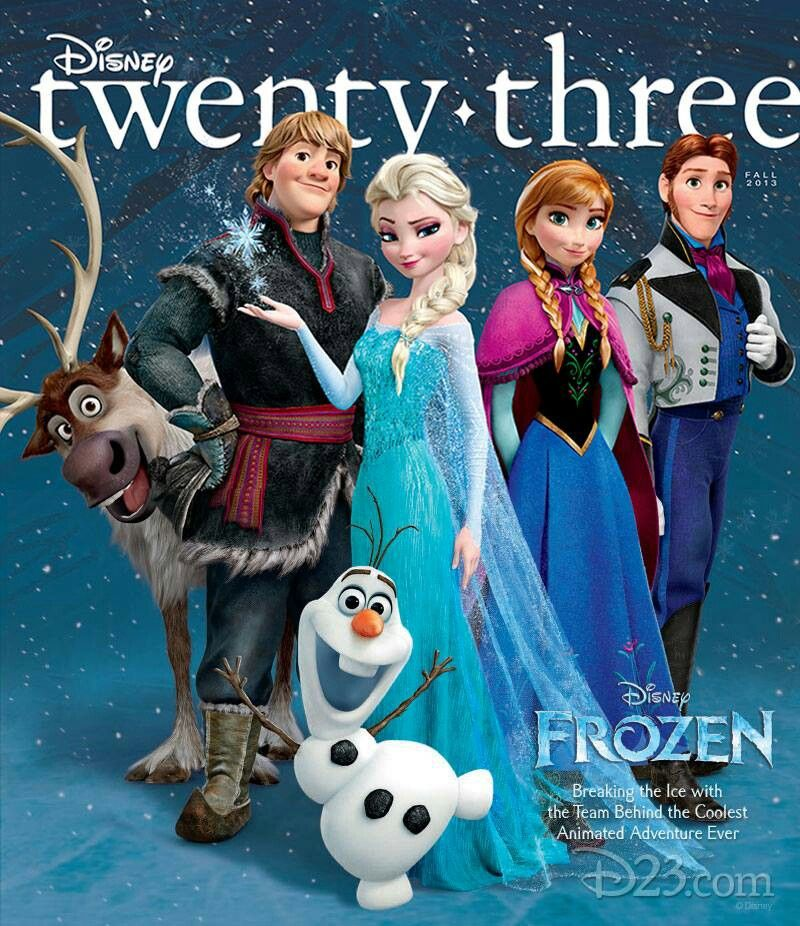 Frozen - I'm excited! November 27th! Ya quiero que salga para ir a verlaaa!!