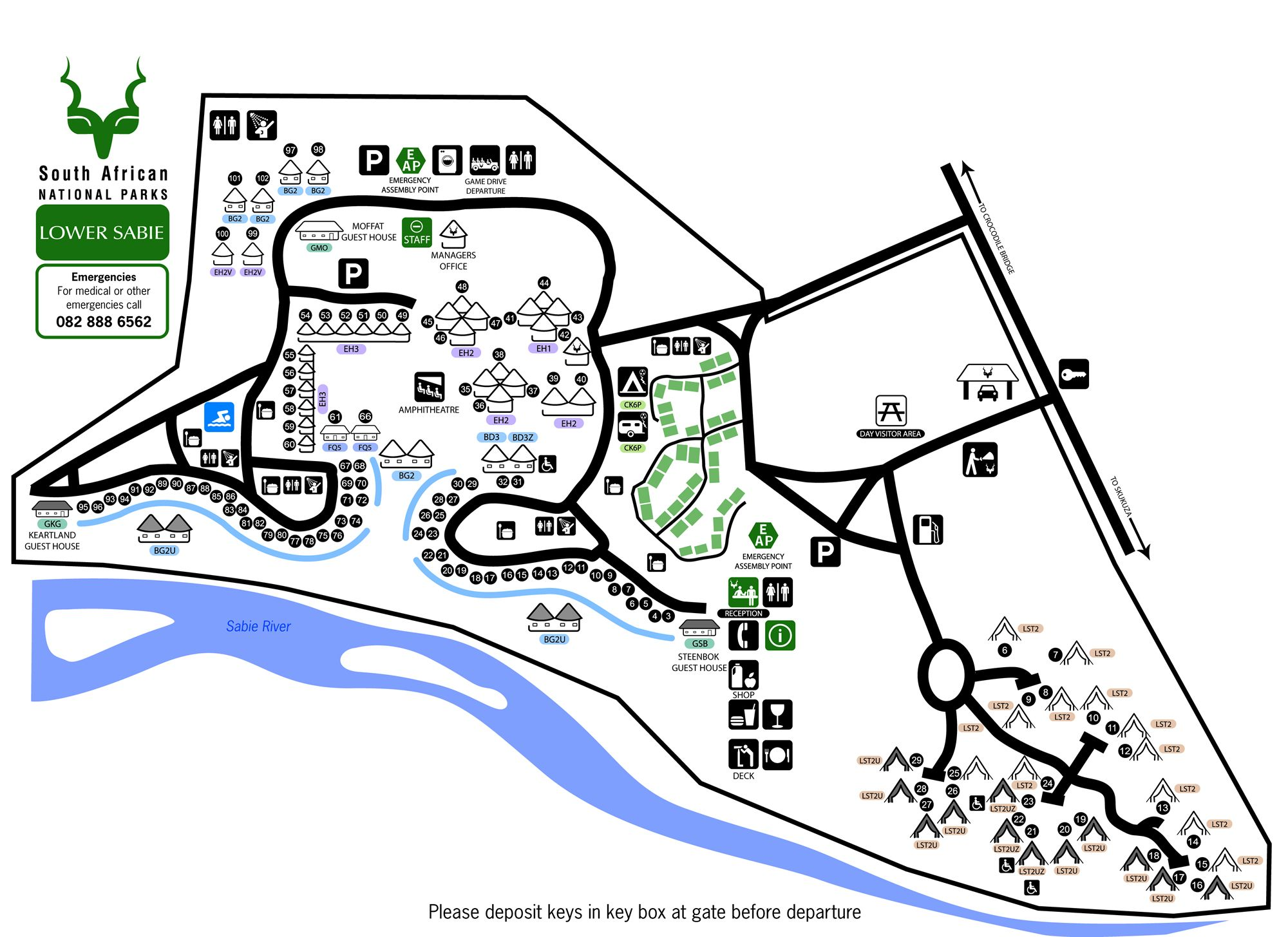 lower sabie rest camp map  Google Search  Iwc  Pinterest  Iwc
