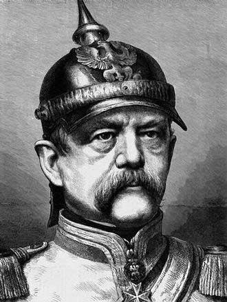 Otto Von Bismarck Drawing