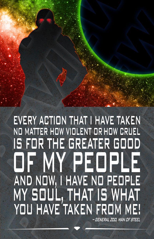 Man Of Steel Quotes General Zod Quotekryptonkryptonianman Of Steeldc Comics
