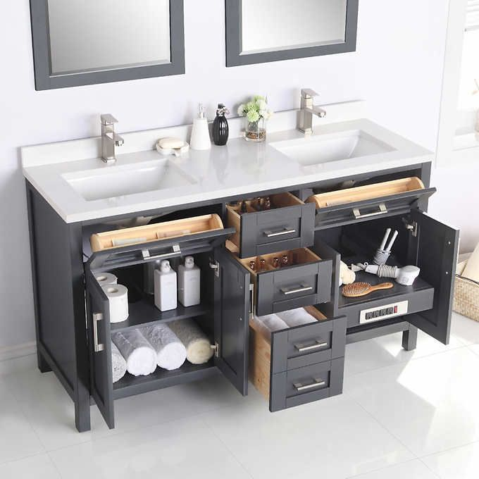 Photo of Lakeview 60″ Vanity by OVE