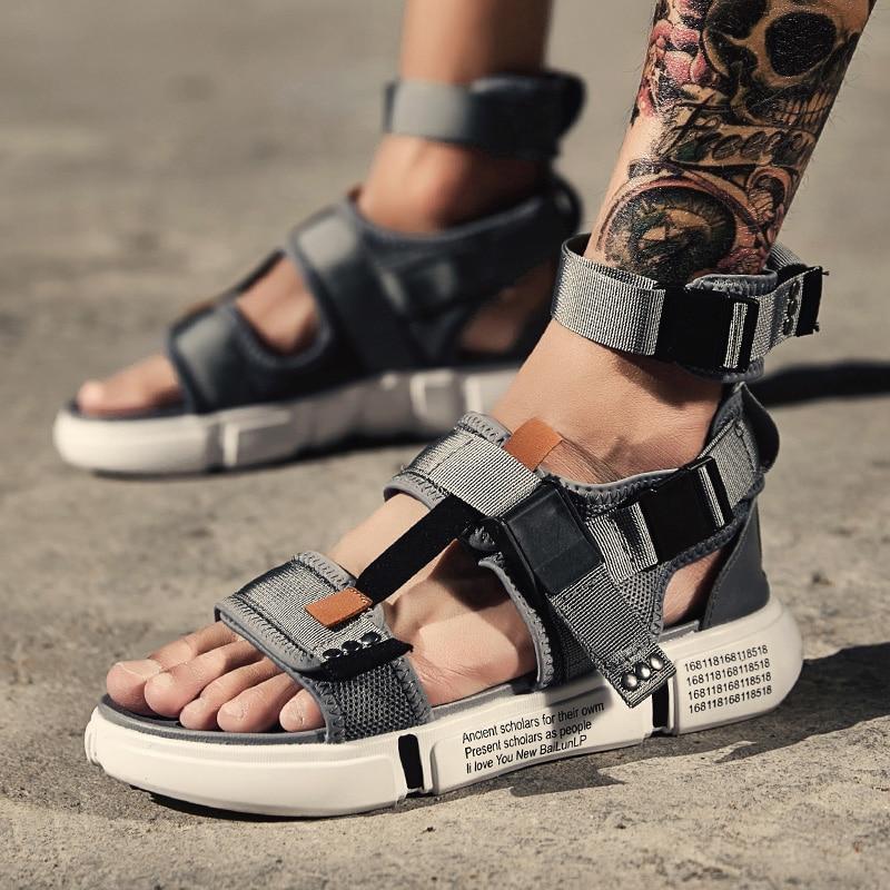 Pin On Men S Beach Sandals