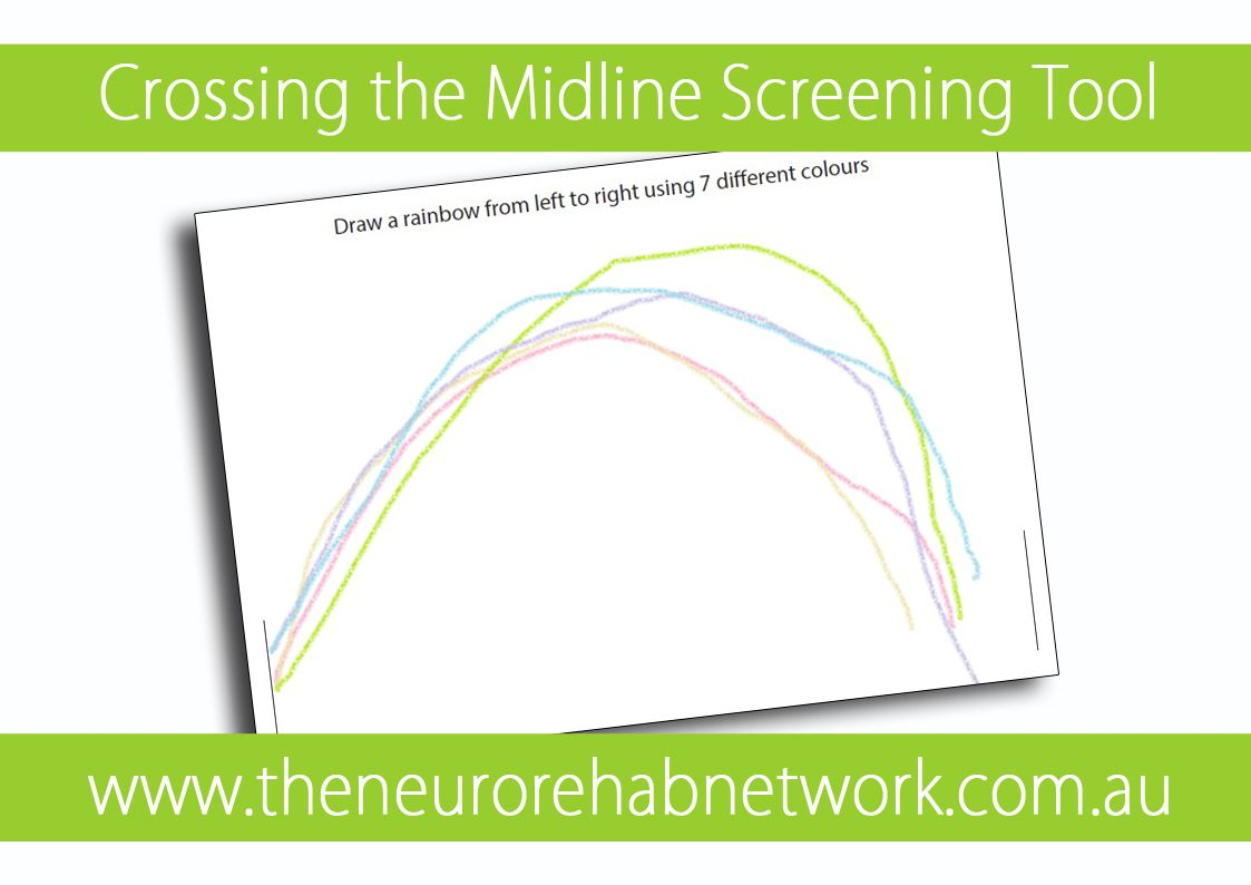 Crossing The Midline Screening Tool Crossing The Midline Assessment Crossing The Midline