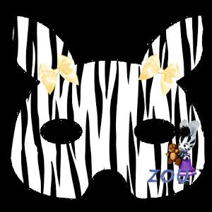 Máscaras de Zou para Imprimir Gratis. | Oh My Actividades para Niños!