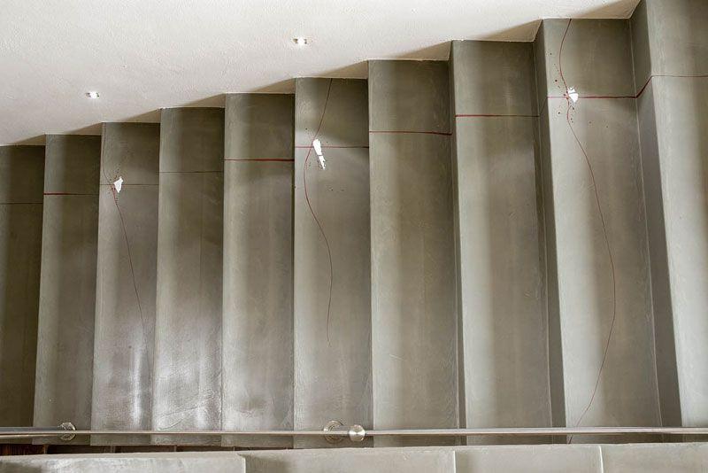 Rivestimento Scale Interne In Resina.Milano Loft Rivestimenti Bagni Pavimenti In Resina Scale