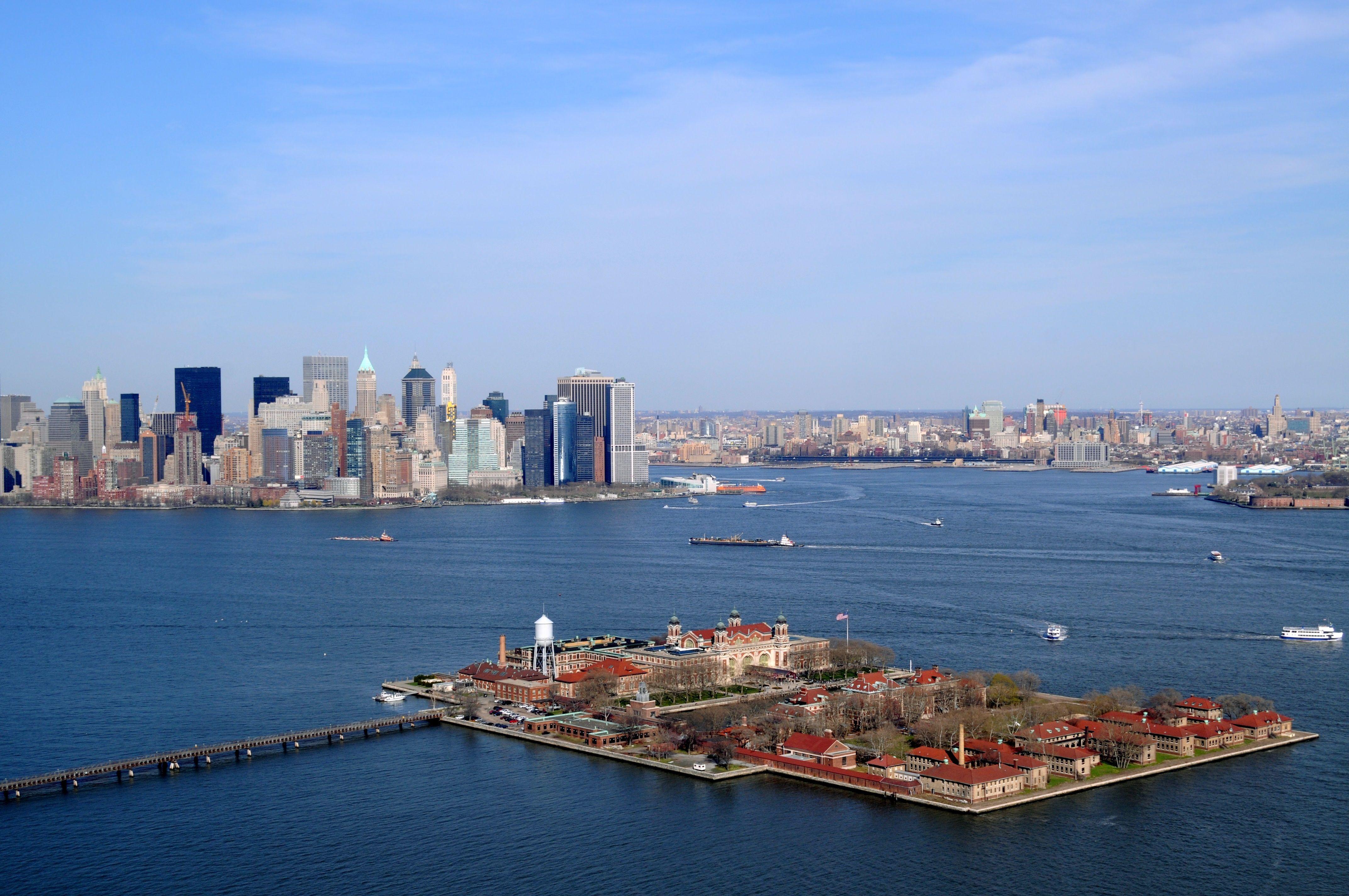 Ellis Island, New York City | Science & History Mini ...