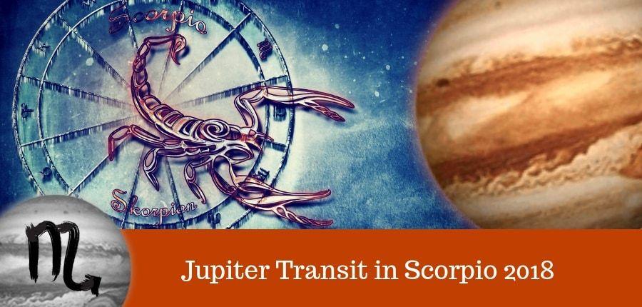 What Is Jupiter Transit? In 2018 -2019 Jupiter Transit In Scorpio on