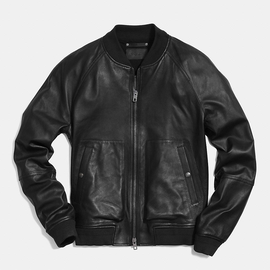 Leather Aviator Jacket Aviator Jackets Leather Jacket Men Leather [ 1034 x 1034 Pixel ]