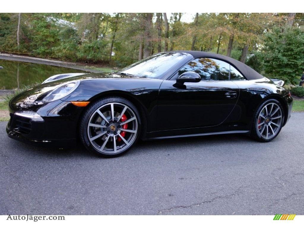 2014 porsche 911 carrera 4s - 911 Porsche Black