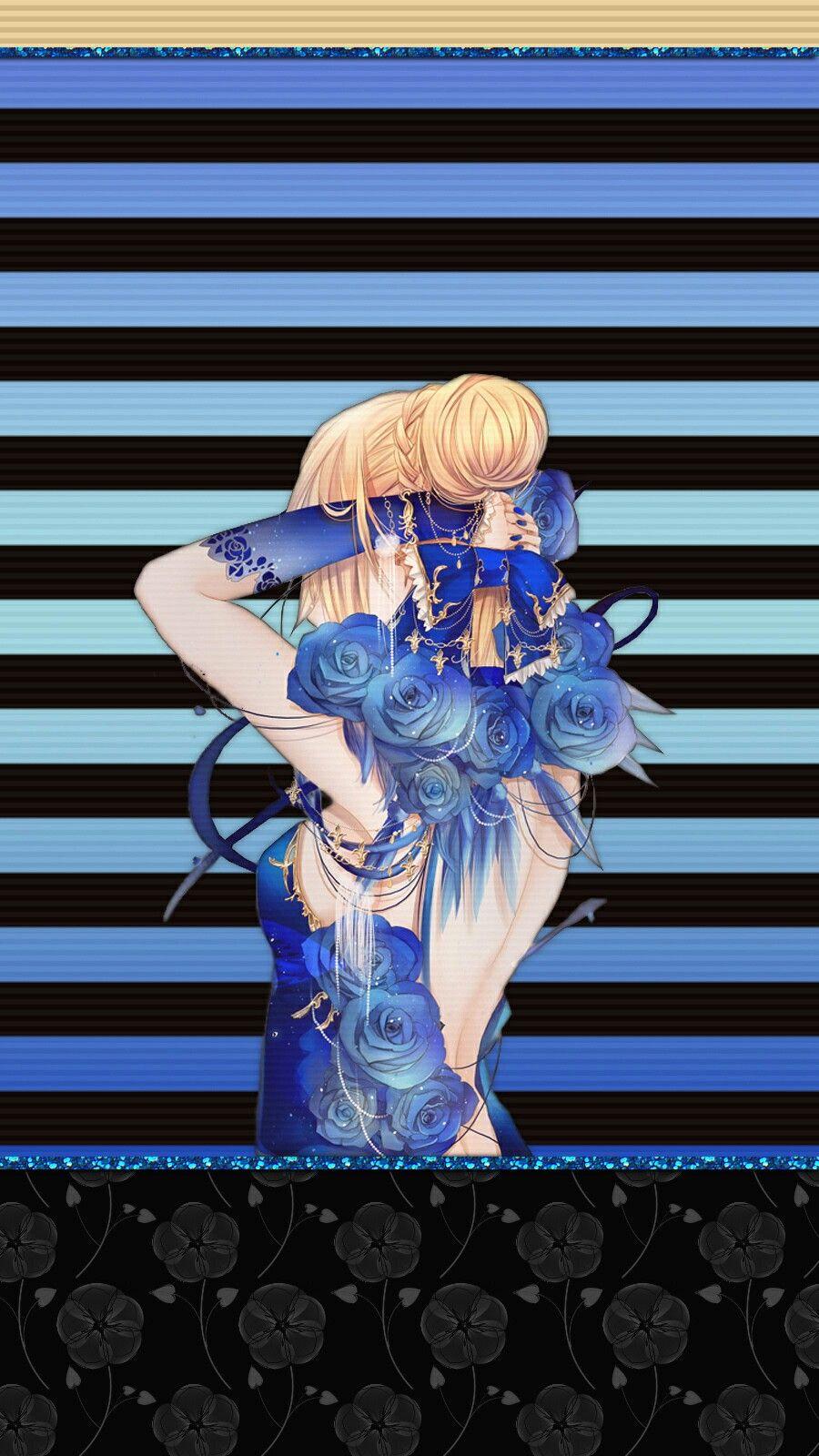 Flower Girl Wallpaper Iphone