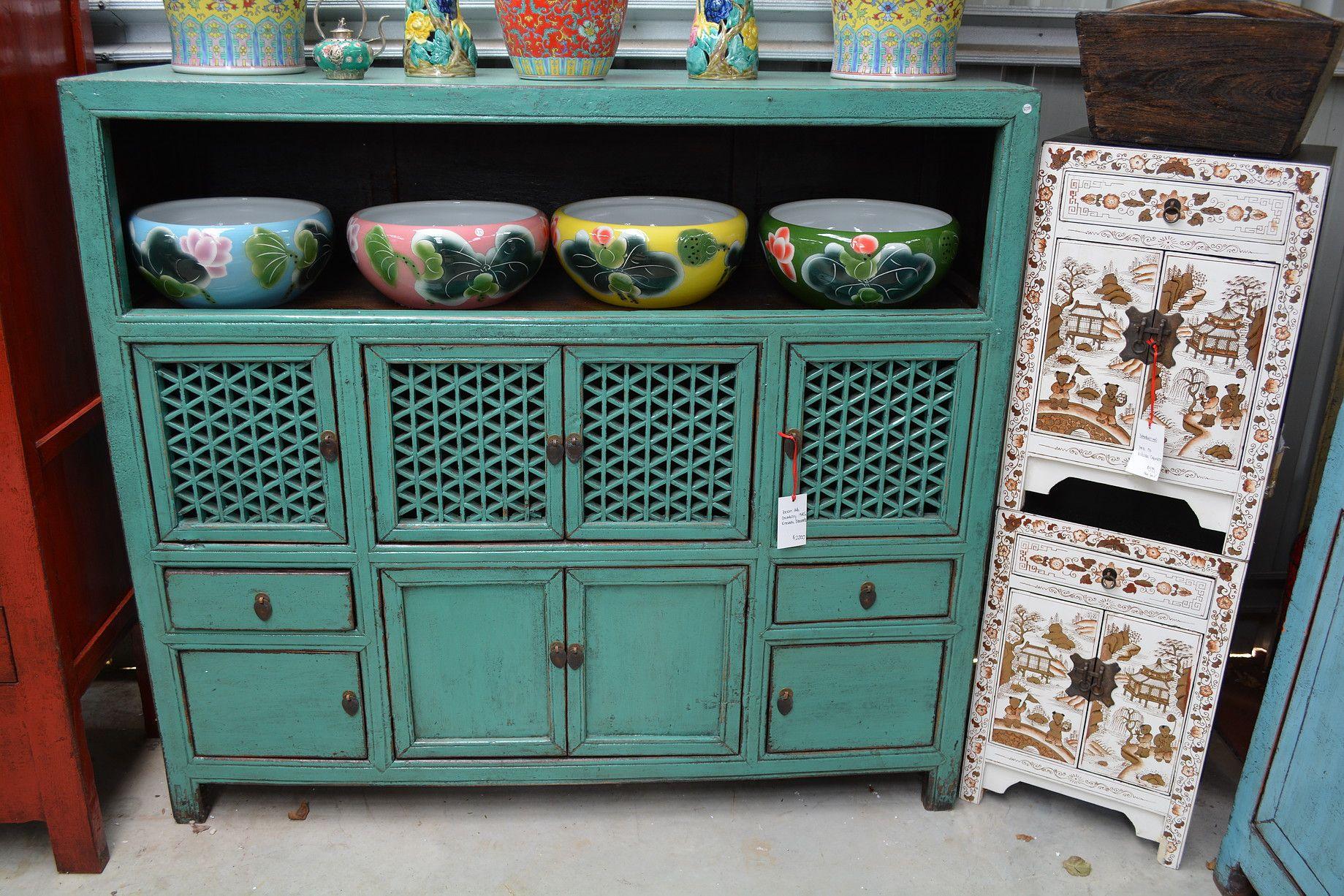 Vintage Eastern Chinese Antique furniture Bangalow | furniture ...