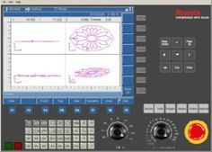 CNC Training Software MTX micro Trainer from Bosch Rexroth