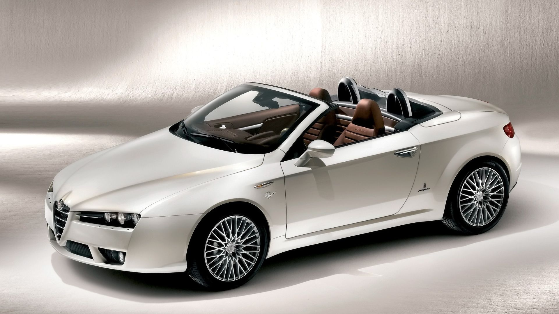 Alfa Romeo convertible Alfa Romeo Wallpapers Pinterest