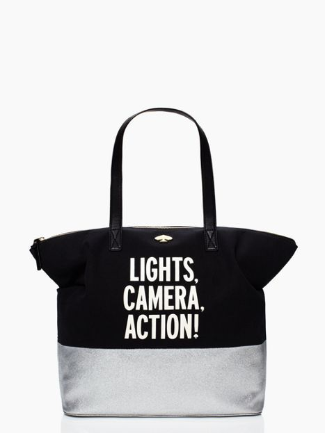 Lights Camera Action Terry by kate spade