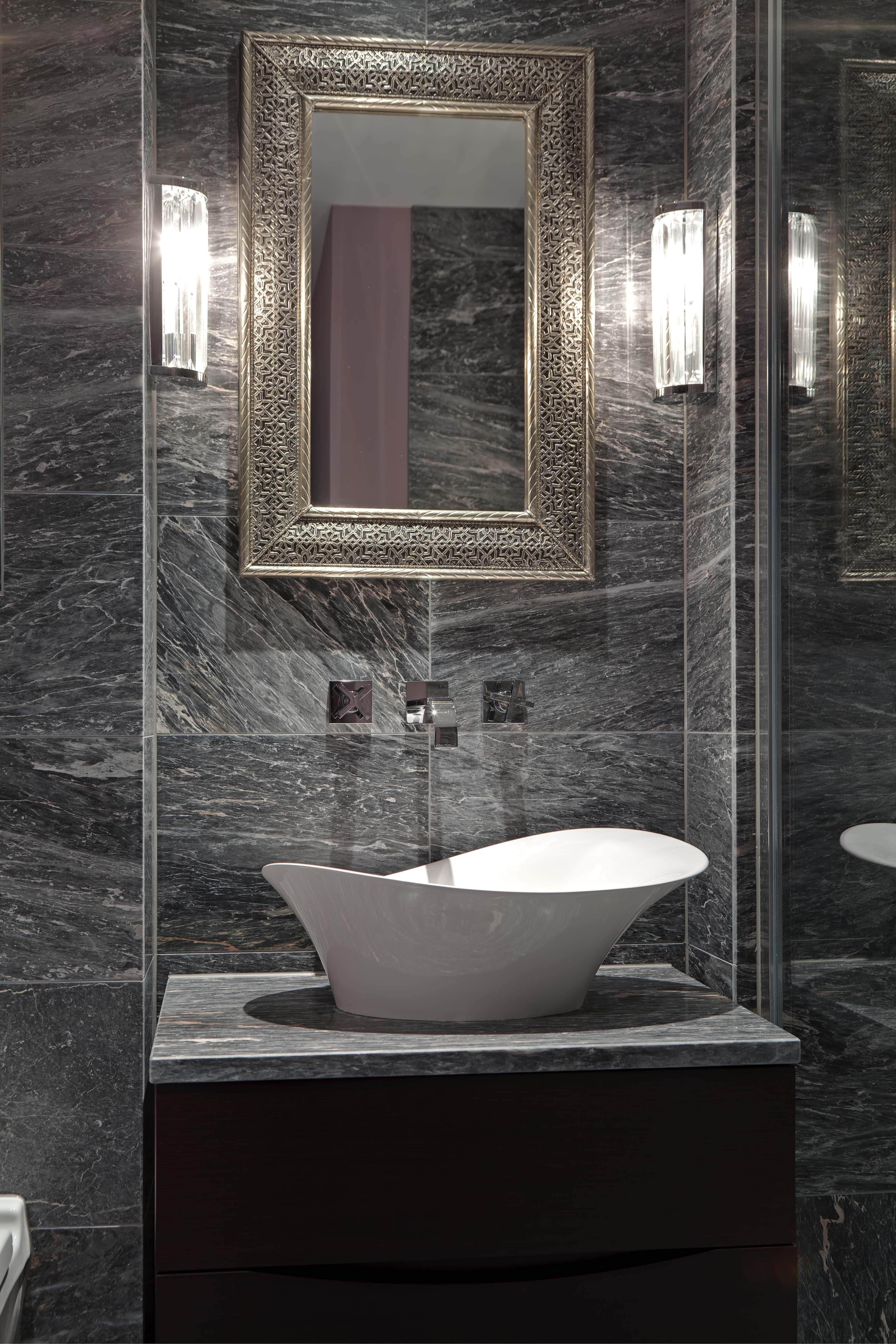 Elegance White Marble Bathroom Design Ideas Http Tyuka Info