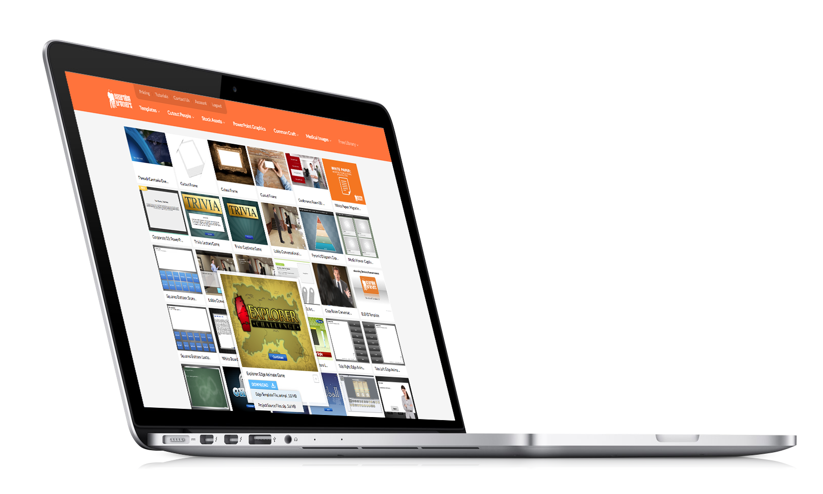 Free eLearning Templates for Captivate, Storyline, and Powerpoint