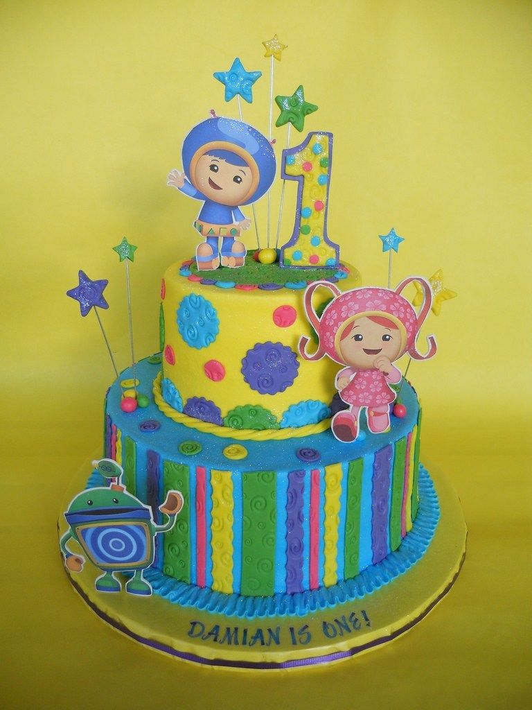 Super Team Umizoomi Birthday Cake Team Umizoomi Birthday Party Youtube Personalised Birthday Cards Epsylily Jamesorg