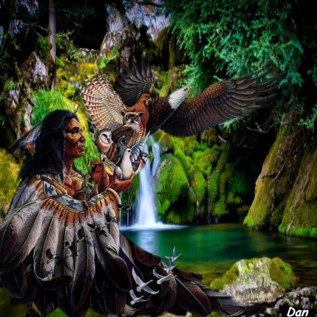 Native American Rainbow Warriors: Rainbow Warrior, Native