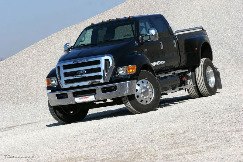 large ford trucks - 1000+ images about rucks n stuff on Pinterest ow truck, hevy ...