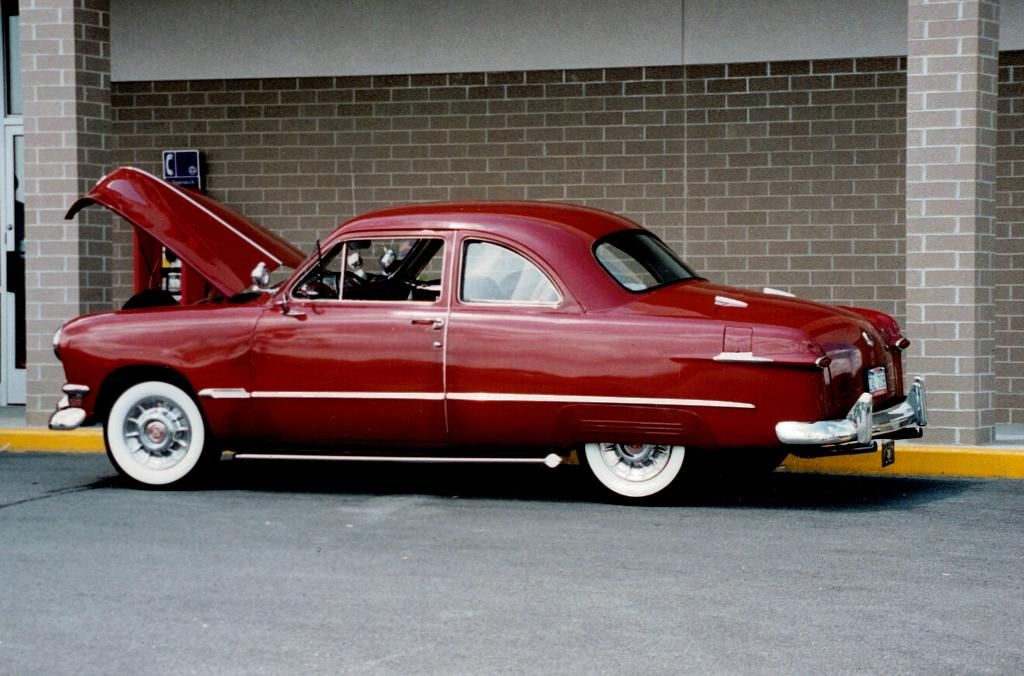 1950 ford club coupe wheels pinterest ford cars and. Black Bedroom Furniture Sets. Home Design Ideas