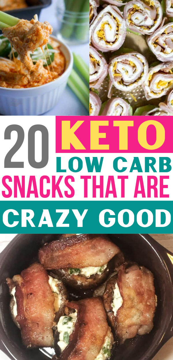 20 Keto Snacks Thatll Help You Lose Weight