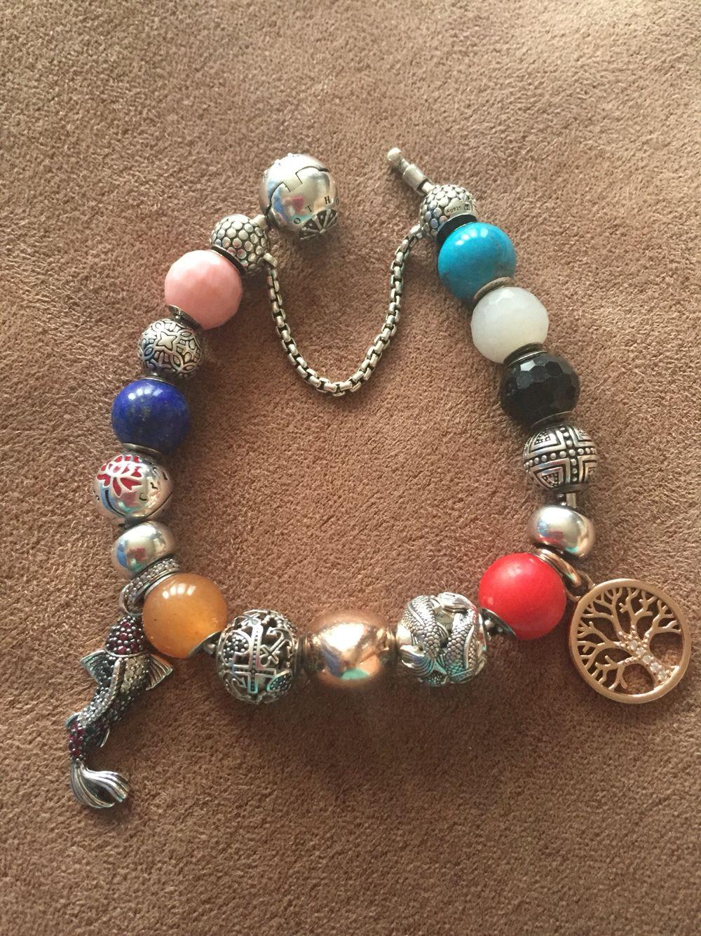 My Thomas Sabo Karma Beads Bracelet  Nowplete