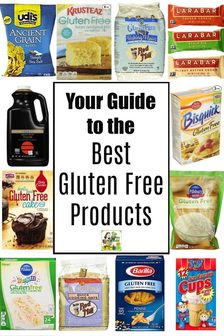 If You Re Gluten Free Check Out The Best Gluten Free Products