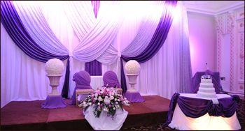 Victorian wedding reception toronto wedding decorations custom victorian wedding reception toronto wedding decorations custom backdrop and head table draping baby shower pinterest head tables backdrops and junglespirit Choice Image