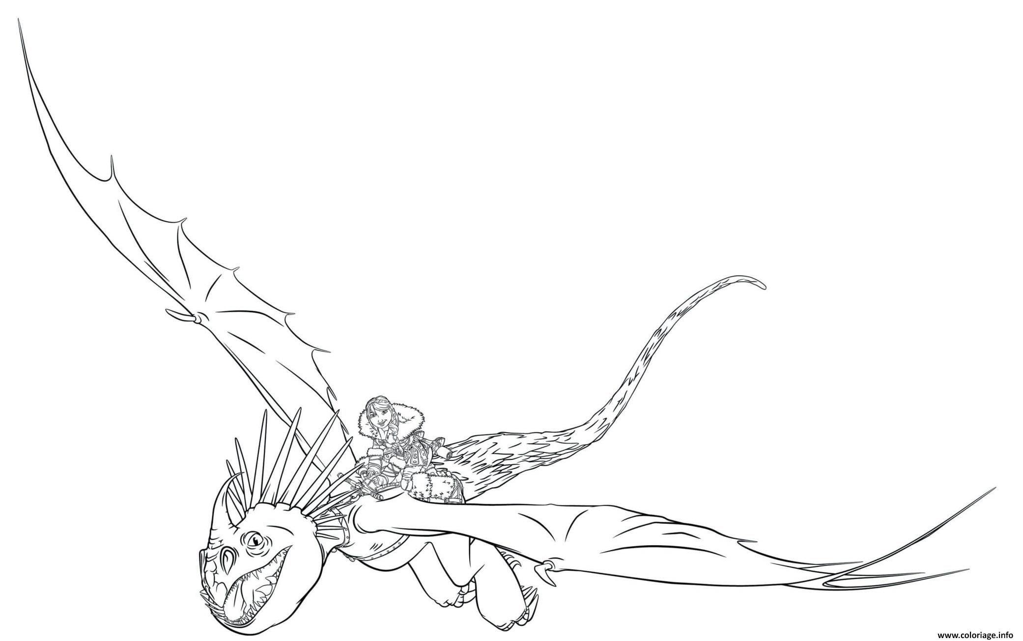 5 Rustique Coloriage Dragons 5 Gallery  How to train dragon, Art