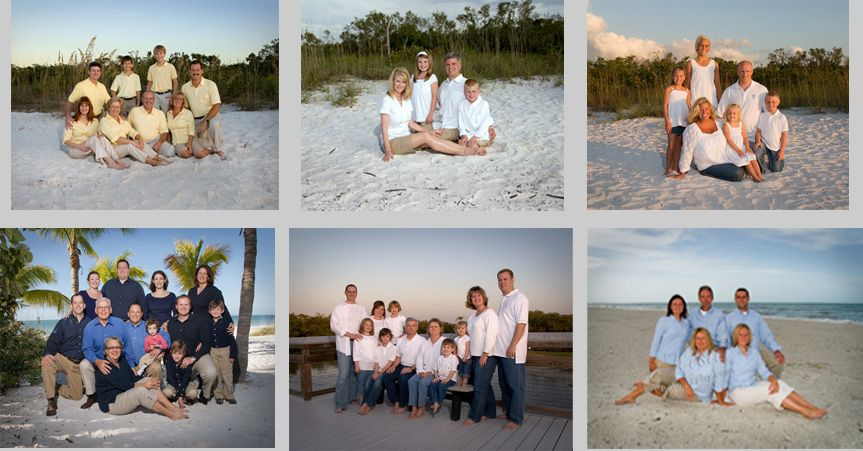 Family Photography Poses - Bing Images-Beach