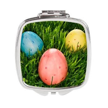 Easter compact mirror. #easter $18.95