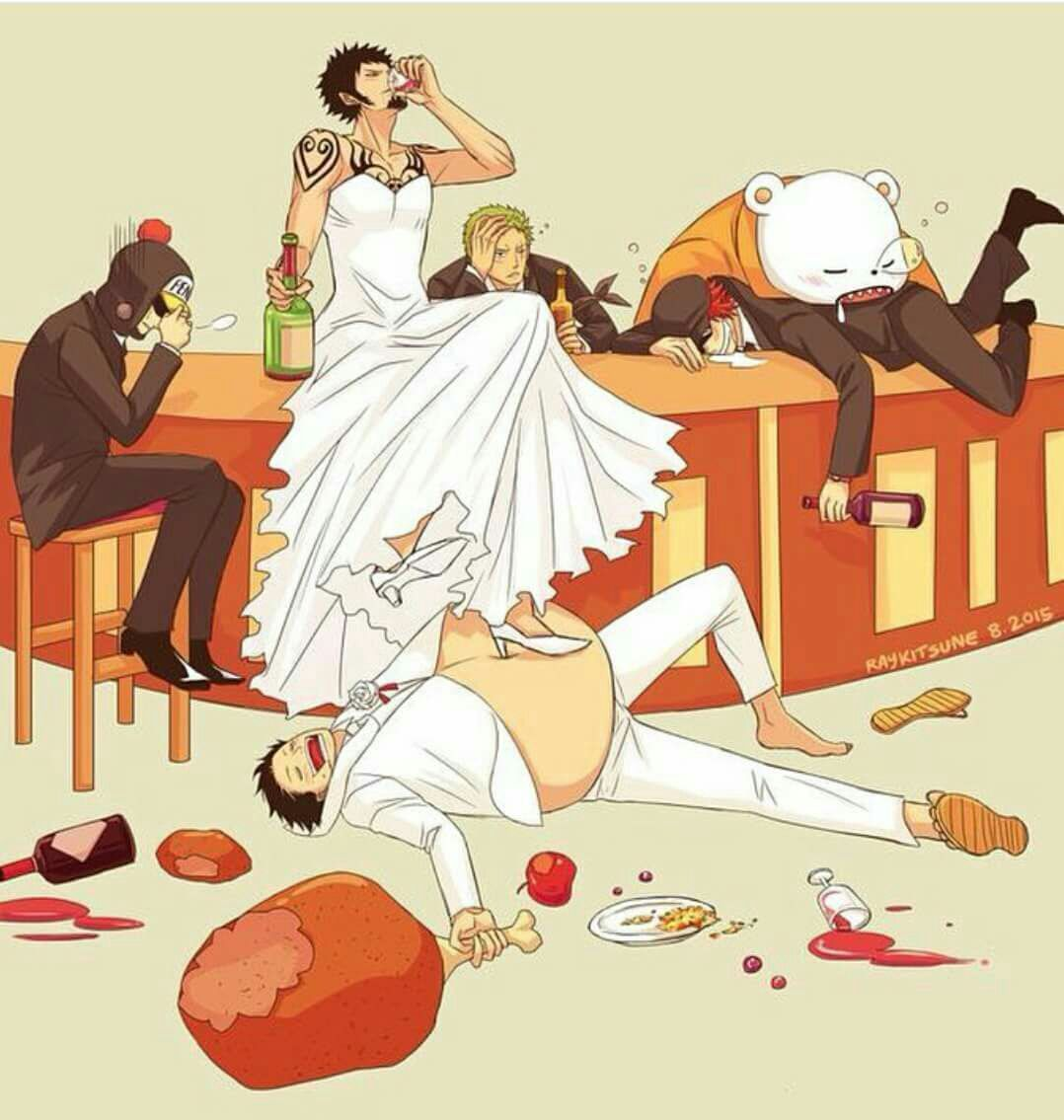 Read Manga Warm Wedding: Cupido, Lost Souls [Trafalgar D. Law X Reader]