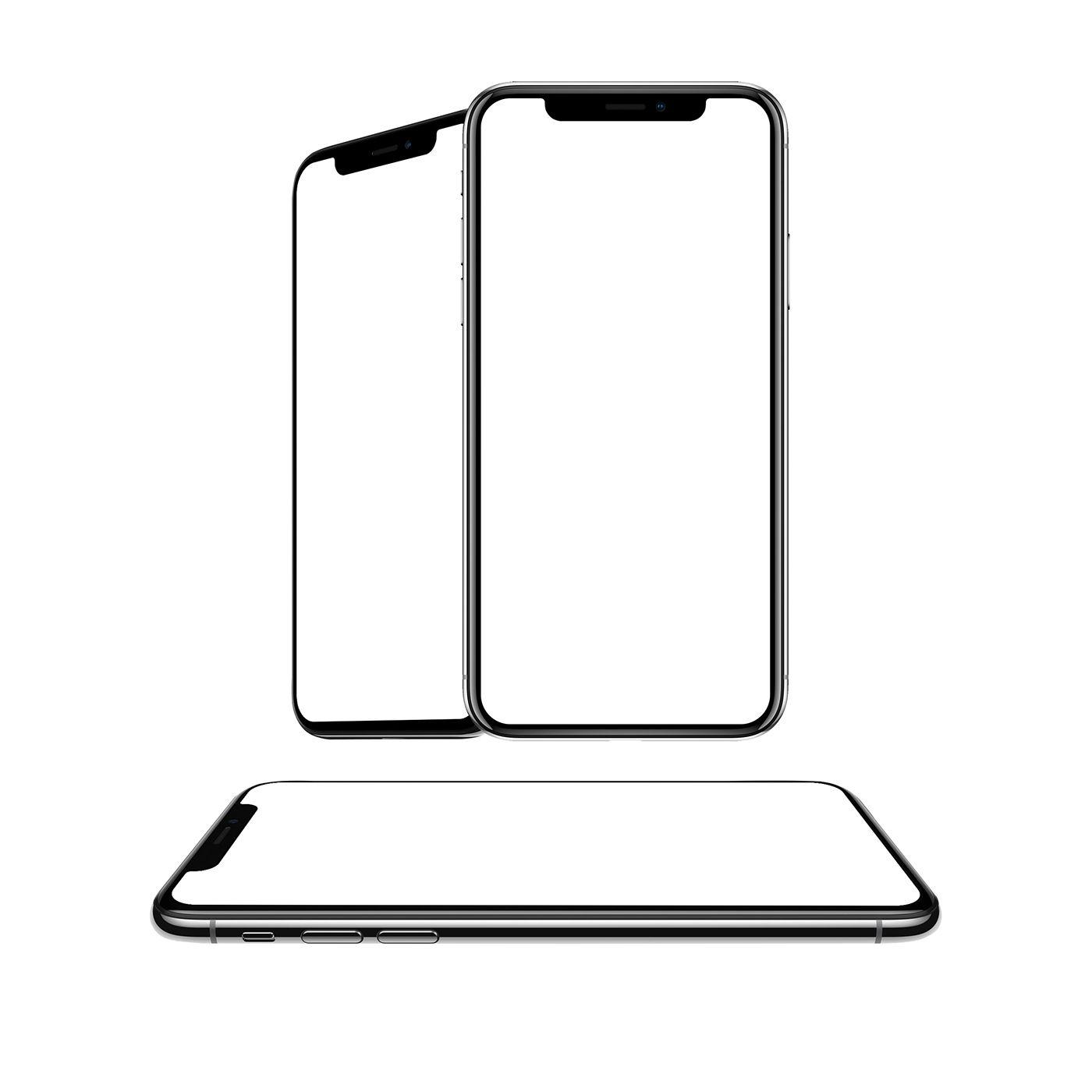 Download Iphone X Mockup 3 Views Pinspiry Mockup Free Download Free Mockup Mockup