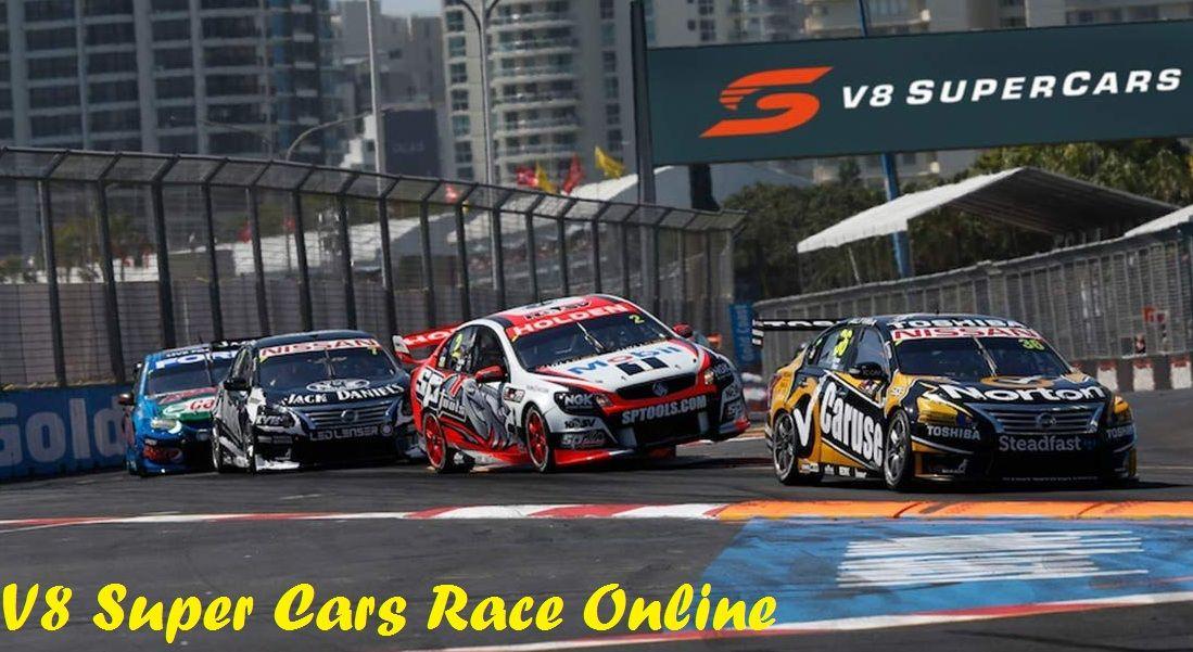 Watch V8 Super Car Race Perth Super Sprint 2016 You will