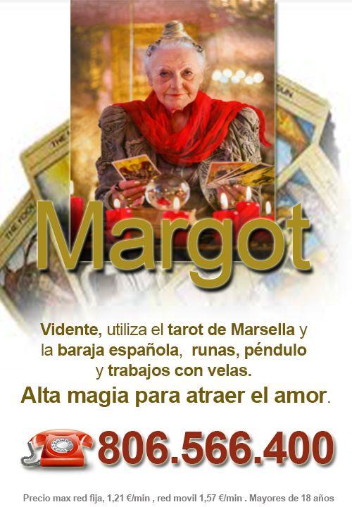 #ElTarot de Margot #TarotdeMargot gran #Vidente #AltaMagia para #AtraerElAmor