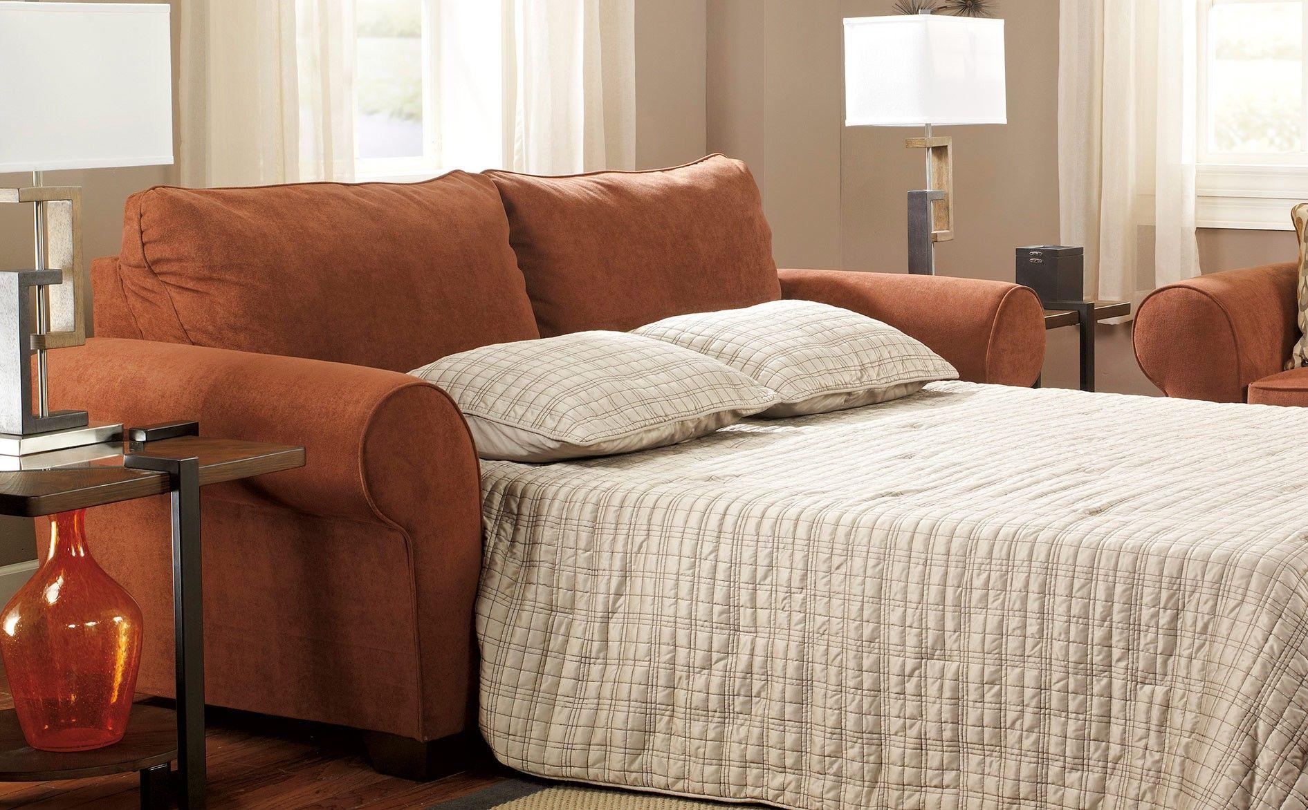 Schlafzimmer Stuhl Und Bett In Einem Zweibett Pull Out Bett