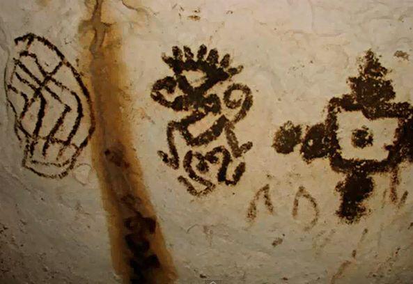 Porto Badisco, Grotta dei cervi | Pittogramma, Storia dell'arte, Arte