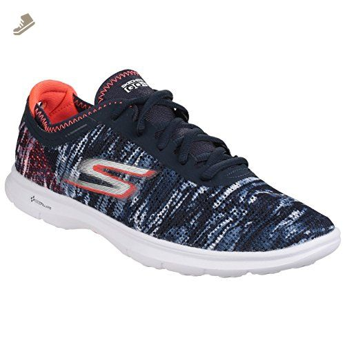 Skechers WomensLadies Go Step Lace Up TrainersSneakers (8