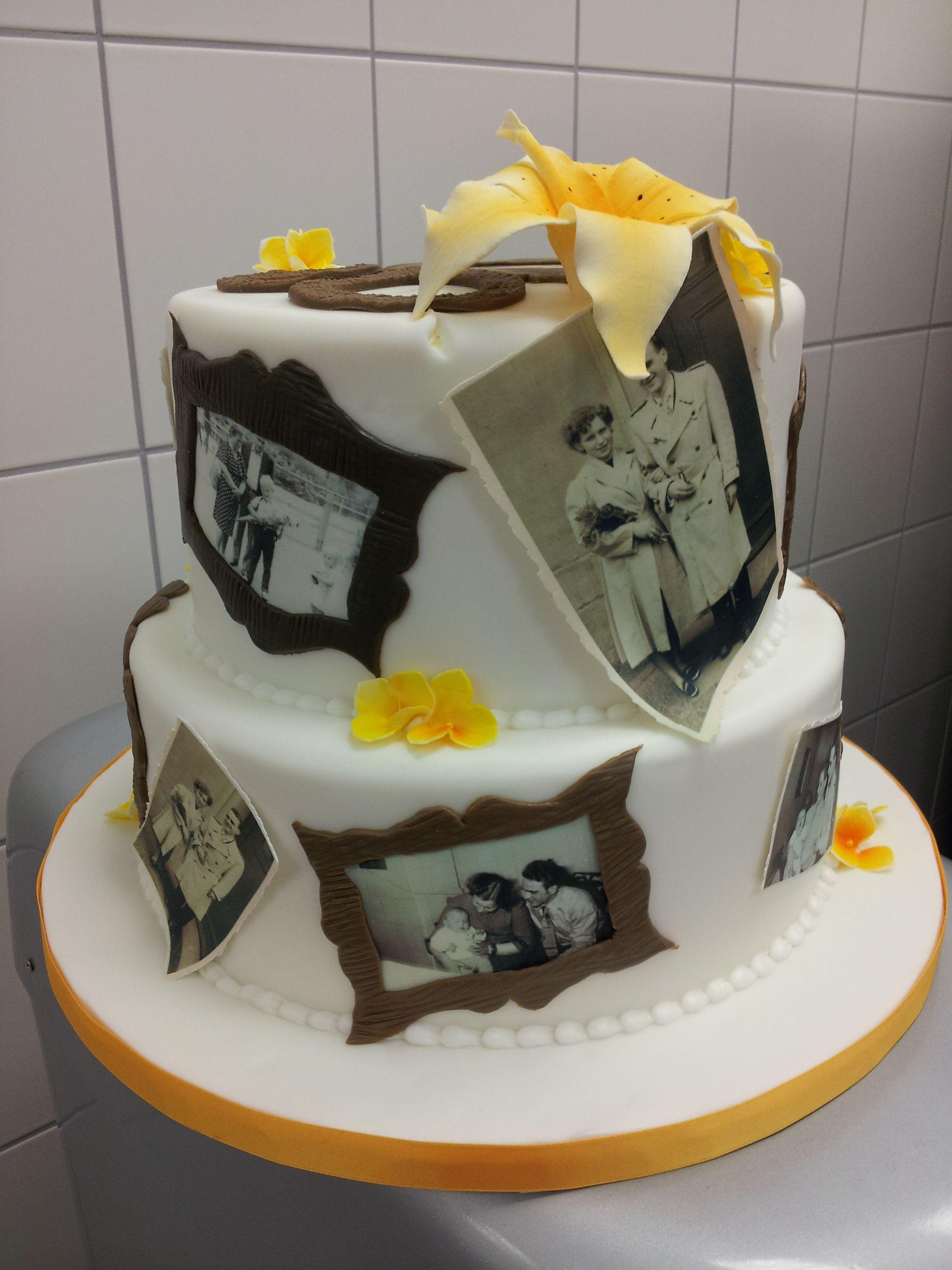 Torten Dekorieren Zum 80 Geburtstag