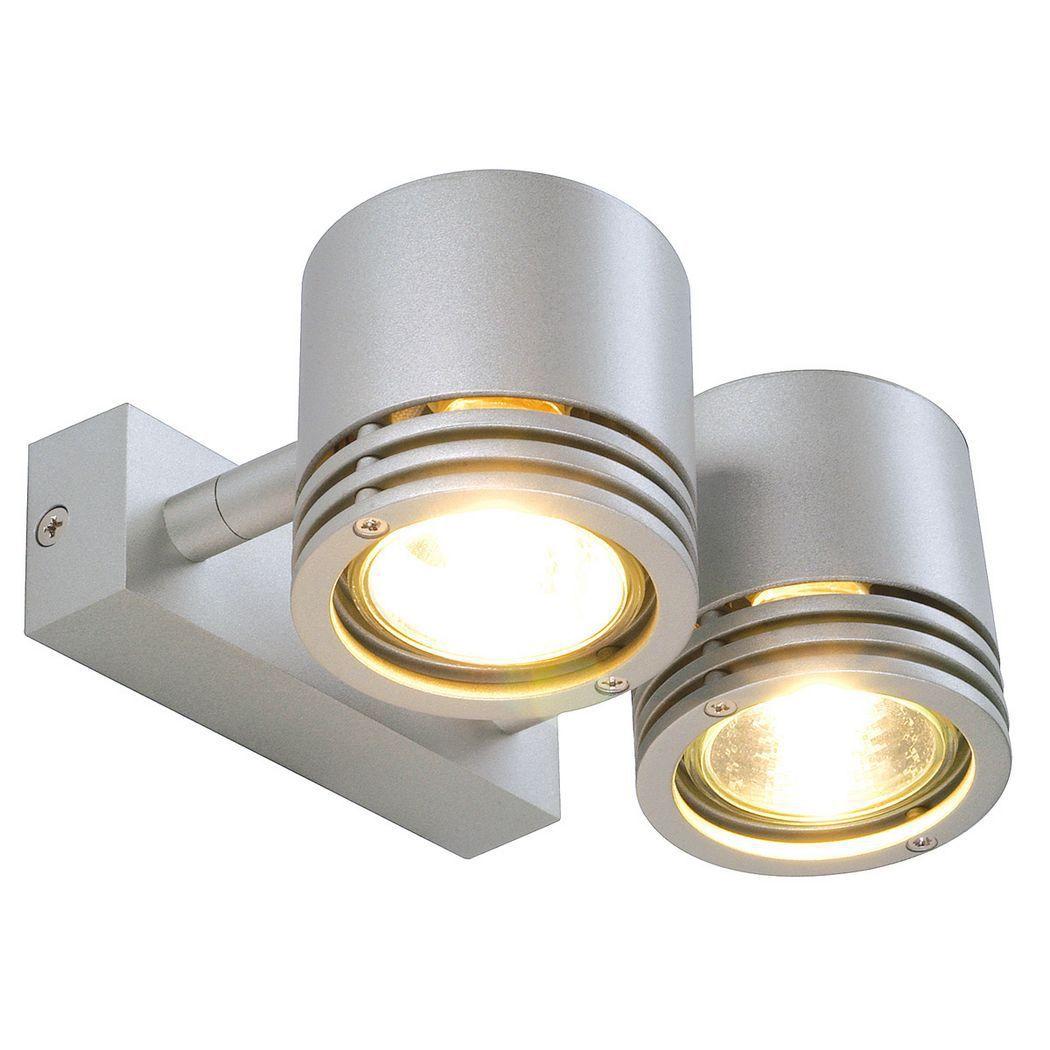De BARRO 2 Wandlamp. Strak Design En Multifunctioneel #mwledsolutions #lamp  #lampen #
