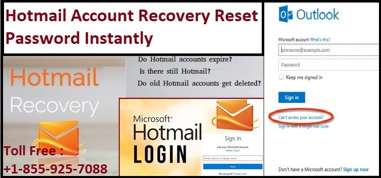 How Can I Get My Password For My Hotmail Account Account Recovery Accounting How Can I Get
