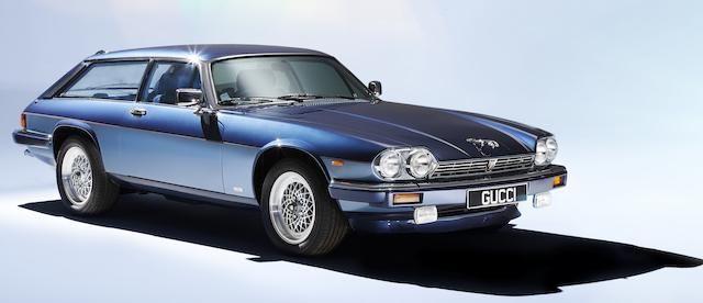 1987 Jaguar Xj S V12 He Lynx Eventer By Paolo Gucci Chassis No Sajjnaew3ba141792 Jaguar Xj Jaguar Wagon