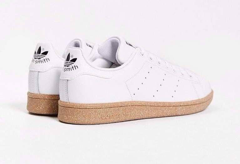 Mens Adidas Originals Stan Smith Gum