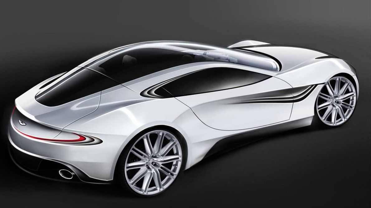 Aston Martin Db10 Concept By Thorsten Krisch Cars Pinterest