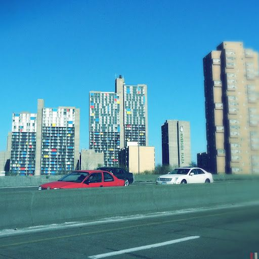High Rise Minneapolis
