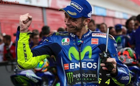 Rossi tiene el alta médica y podrá competir en Mugello
