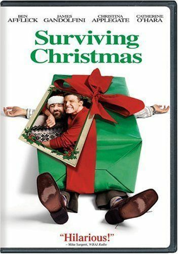 Surviving Christmas (DVD, 2004) USED   Surviving christmas, Christmas dvd, Hallmark christmas movies