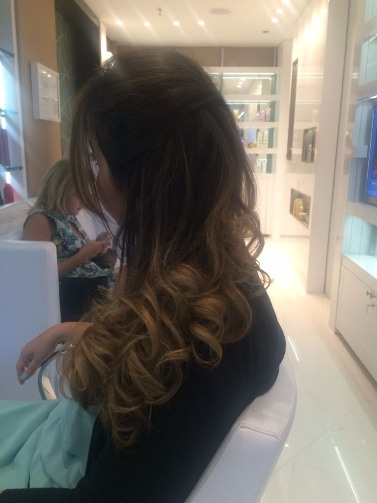 #hairstyle #hair #highlight #cabelo #penteado #glimmer #glimmerbeautystudio #glimmerlovers #reservadopaiva #sheratonpaiva