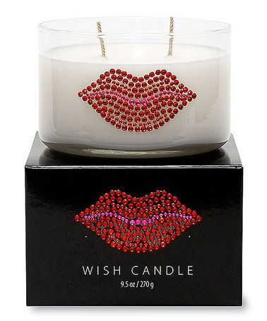 Look at this #zulilyfind! SWAK Wish Candle #zulilyfinds