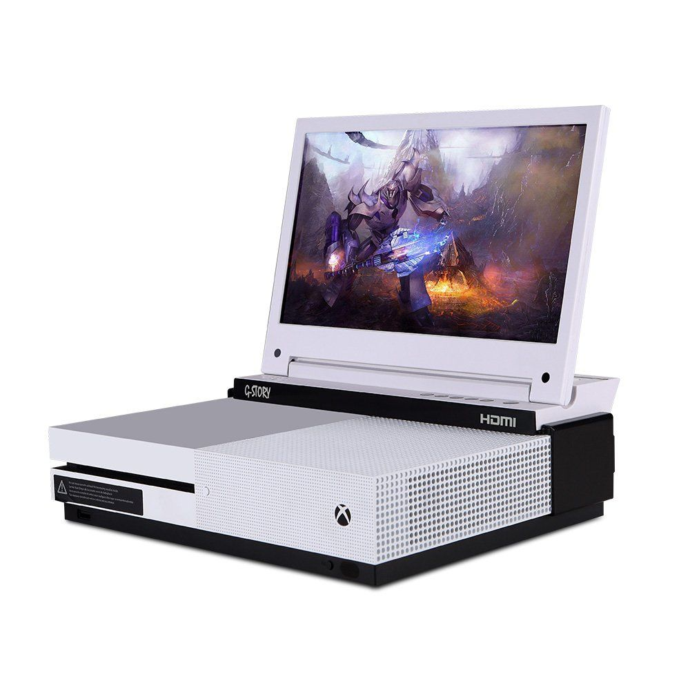 G Story 11 6 Inch Screen Full Hd 1080p Portable Gaming Monitor For  # Muebles Para El Xbox